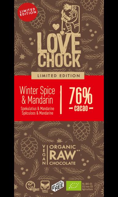 Winter Limited Edition Spekulatius & Mandarine