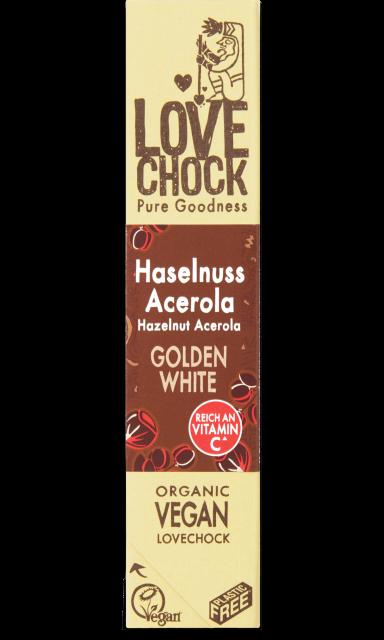 Golden White Haselnuss Acerola
